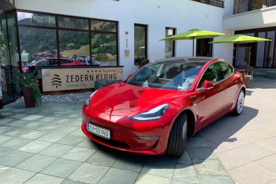 Angebote - Sommer - Tesla