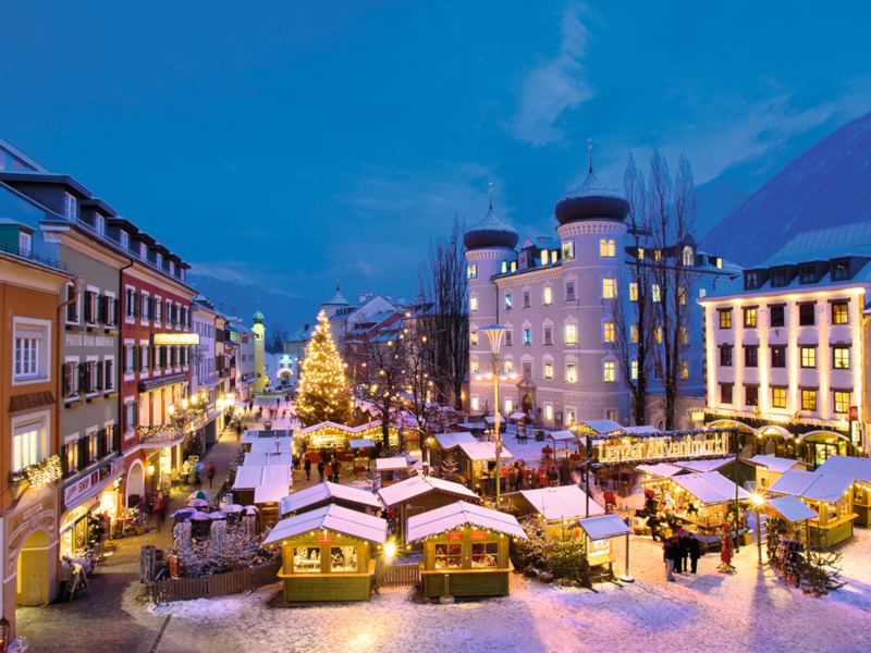 Ausflugsziele - Adventmarkt Lienz