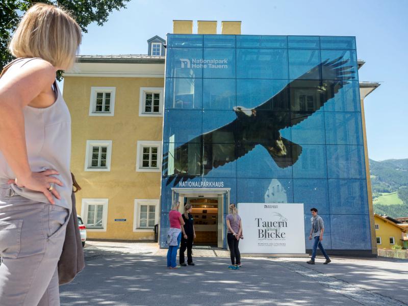 Ausstellungen - Nationalparkhaus Matrei