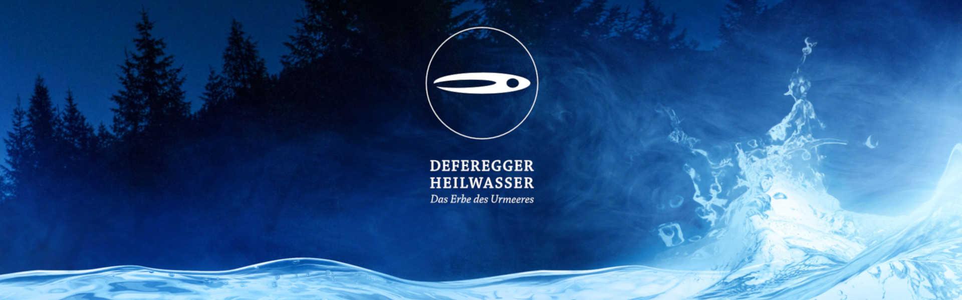 Deferegger Heilwasser Headerbild