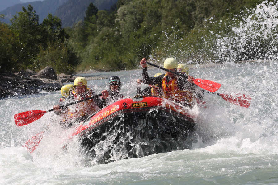 Freizeit - Adventure Park - Rafting