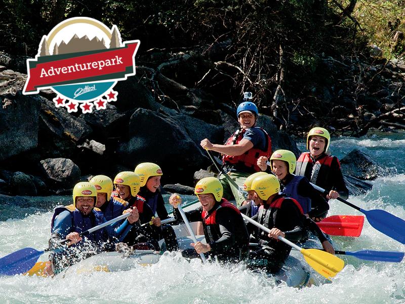 Freizeit - Adventure Park - Starbild