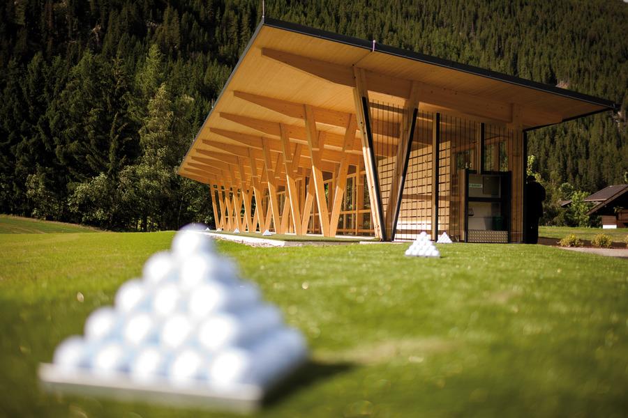 Freizeit - Golf - Defereggental Golfpark