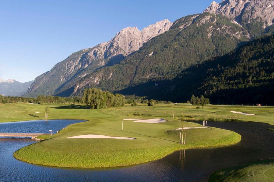 Freizeit - Golf - Dolomitengolf Osttirol