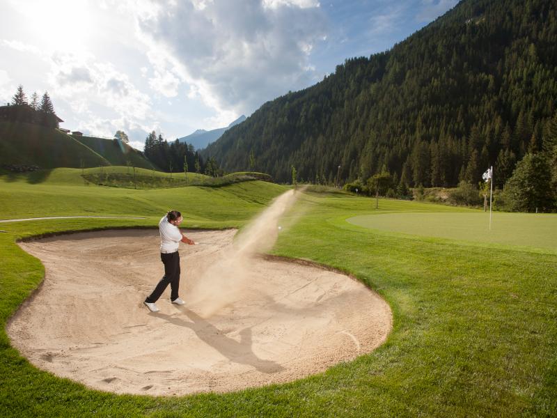 Freizeit - Golf - Startbild