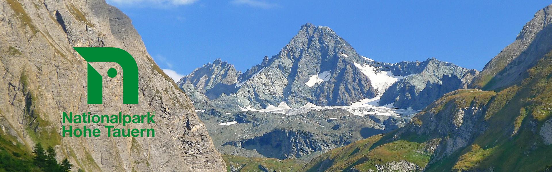 Freizeit - Nationalpark Hohe Tauern Großglockner Header