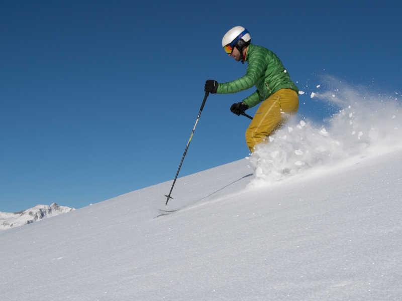 Freizeit - Winter - Freeriden - Symbolfoto4