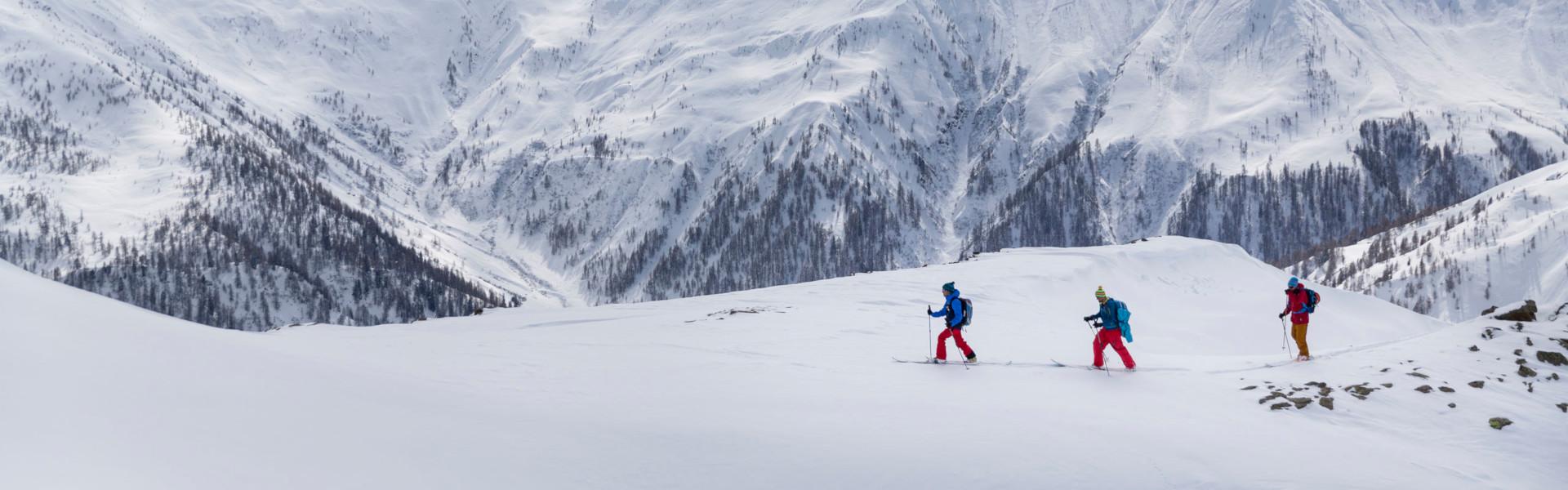 Freizeit - Winter - Skitouren
