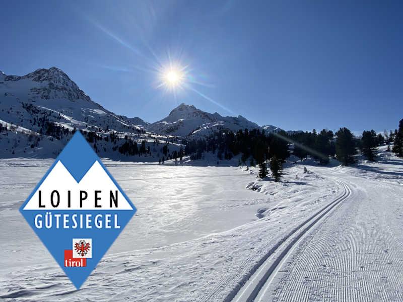 Freizeit - Winterfreizeit - Langlaufen - Loipen Gütesiegel