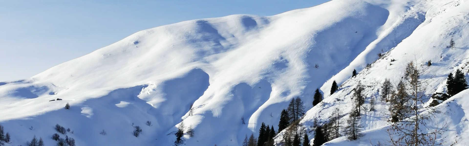 Freizeit - Winterfreizeit - Skitouren - Headerbild