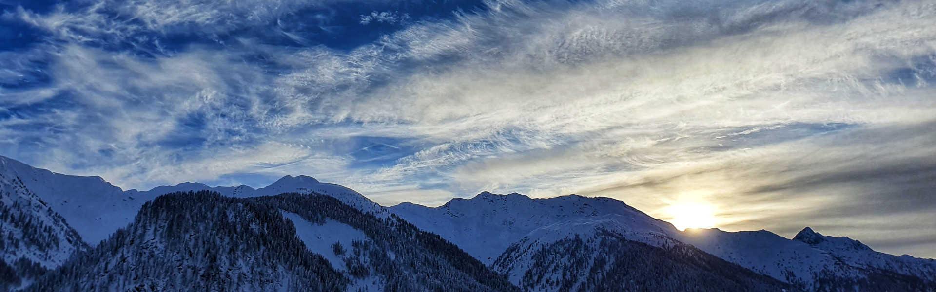 Freizeit - Winterfreizeit - Winterwandern - Headerbild1
