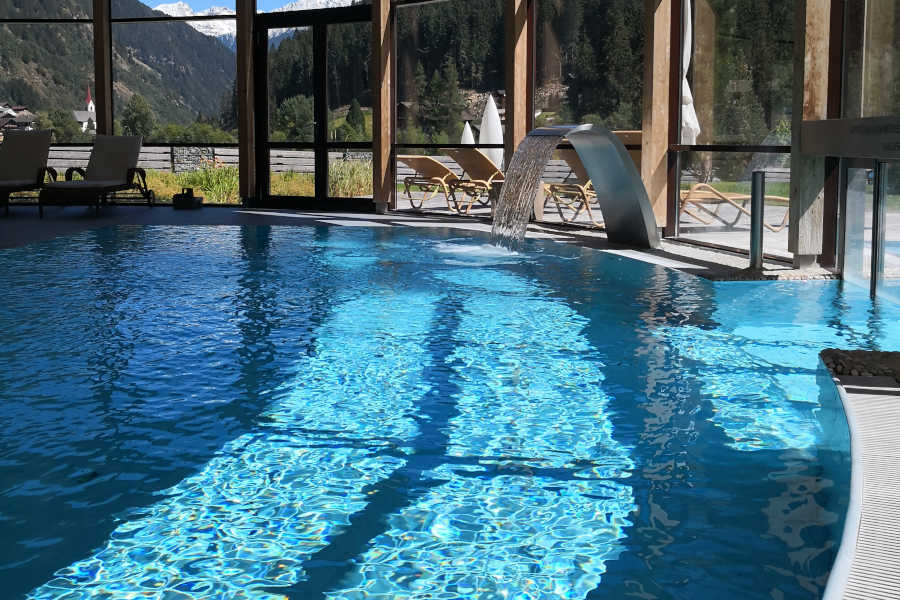 Impressionen - Pool