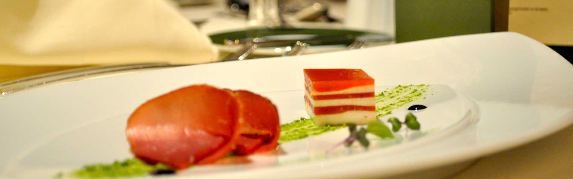 Kulinarik - Menü - Headerbild