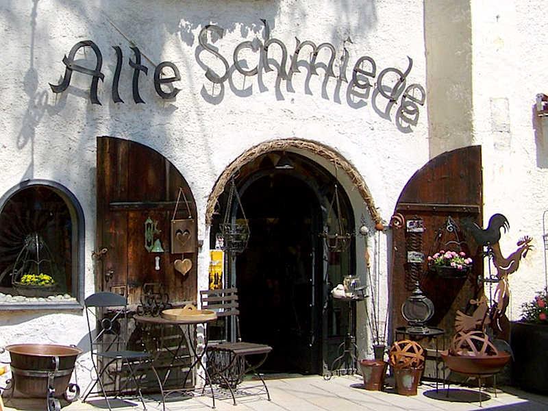 Shopping - Alte Schmiede