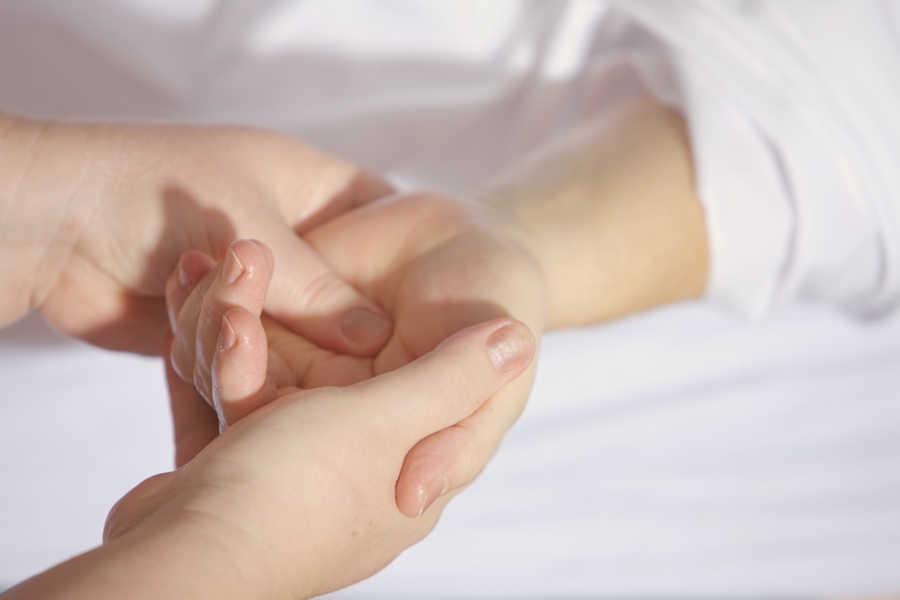 Wellness - Vitalis Dr. Joseph - Handmassage