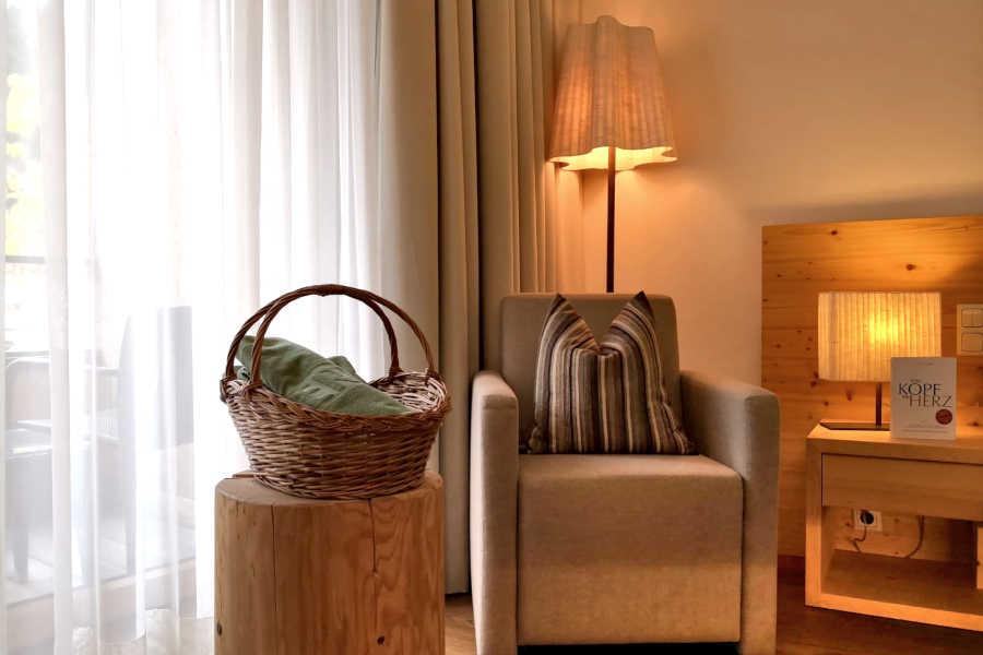 Zimmer - Doppelzimmer Zedern Klang - Bild 1