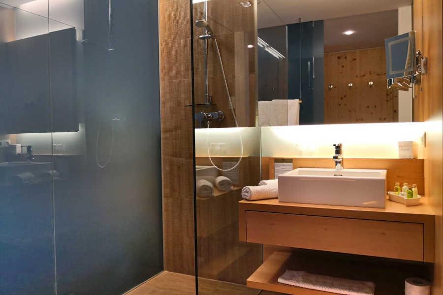 Zimmer - Doppelzimmer Zedern Klang - Bild 2