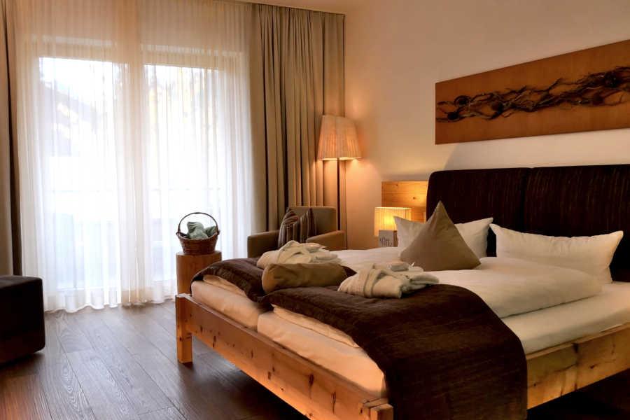 Zimmer - Doppelzimmer Zedern Klang - Bild 3