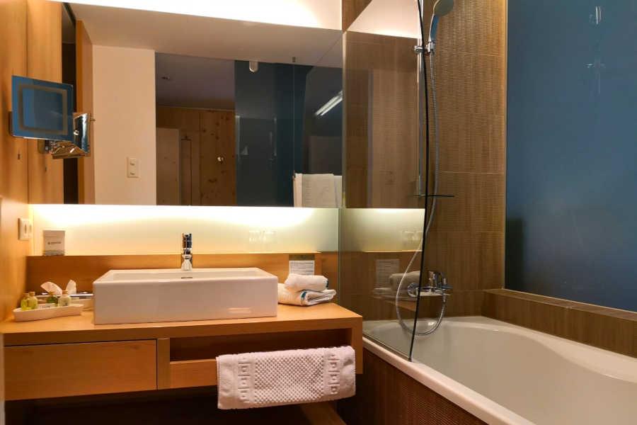 Zimmer - Doppelzimmer Zedern Klang - Bild 4