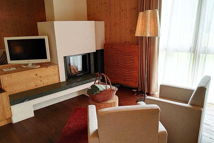 Zimmer - Suite Defereggental - Bild 1