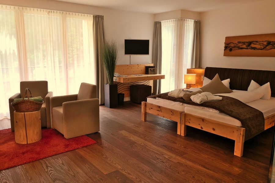 Zimmer - Suite Schwarzach - Bild 1